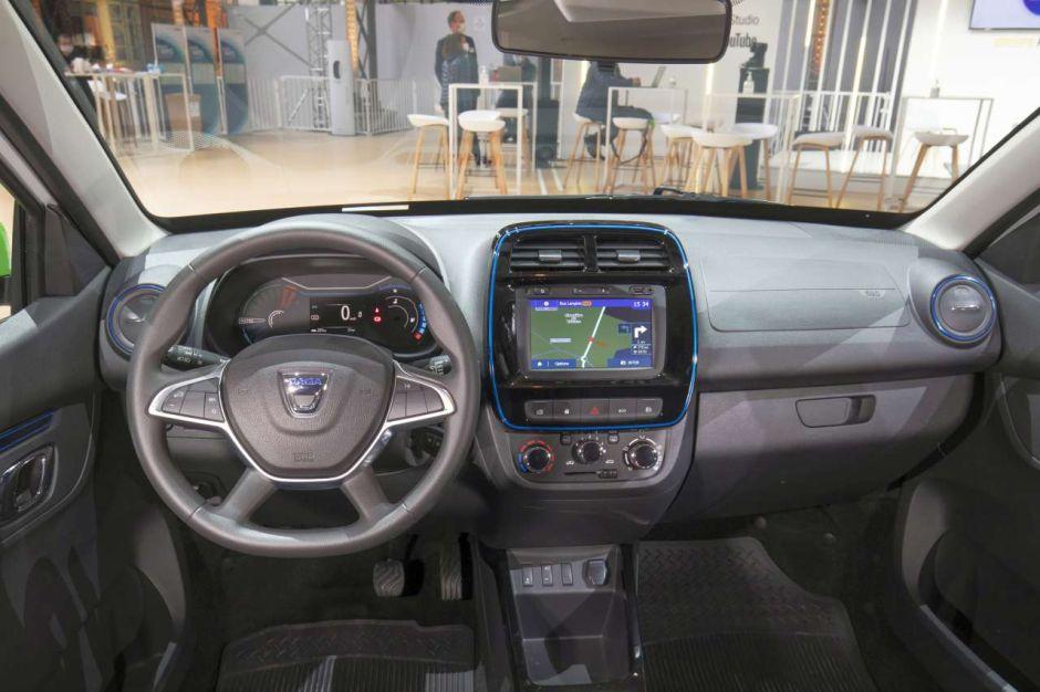У кросовера Dacia Spring з'явилася комерційна версія